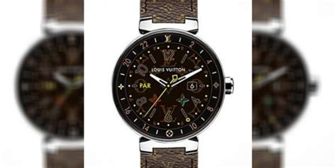 Jam Tangan Tag Heuer Dan Harganya louis vuitton bikin jam tangan harganya kalahkan motor