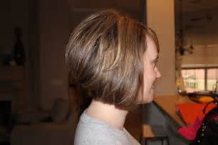 stacked back bob haircut pictures short stacked haircut so fun michele busch