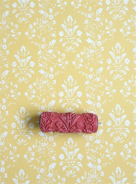 patterned paint rollers 25 best ideas about patterned paint rollers on pinterest paint rollers shabby chic wallpaper