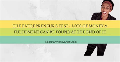 the new business road test what entrepreneurs and investors should do before launching a lean start up 5th edition books the entrepreneur s test lots of money fulfilment can
