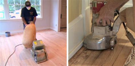Tools for Sanding Wood Floors   Today's Homeowner