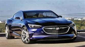 Buick Gnx Vs Grand National All New 2018 Buick Grand National Gnx