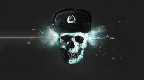 Wall Images Hd by Light Skulls Soviet Russia Bullets Headshot Noise