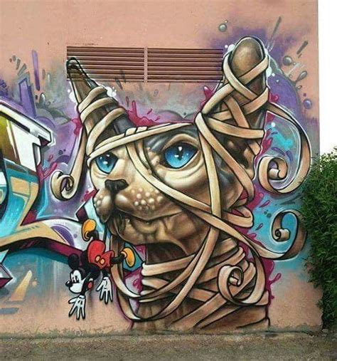 Sprei My Duo The Cat 978 best graffiti images on