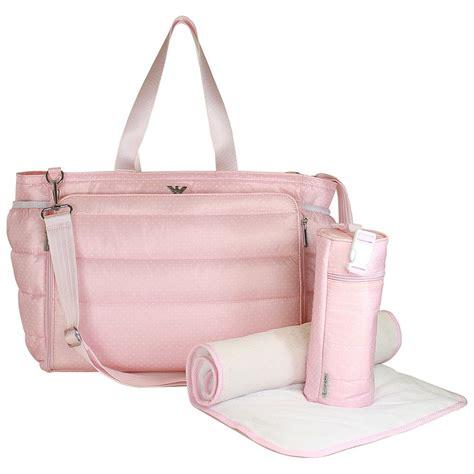 baby diaper bags boys girls babiesrus armani baby changing bag pink baby girl from designer