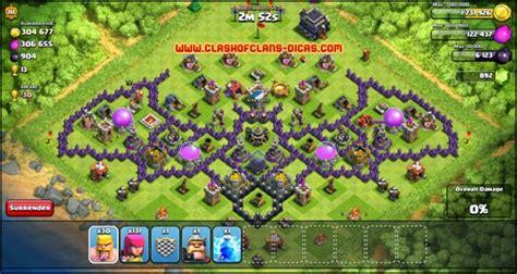 layout morcego cv 6 os mais bizarros e criativos layouts em clash of clans