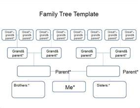 family tree word template family tree templates free premium creative template