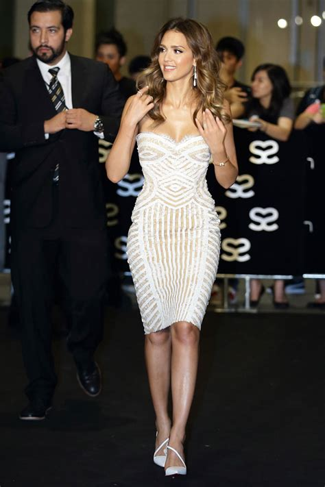 Dress Alba best dressed alba in zuhair murad derek blasberg