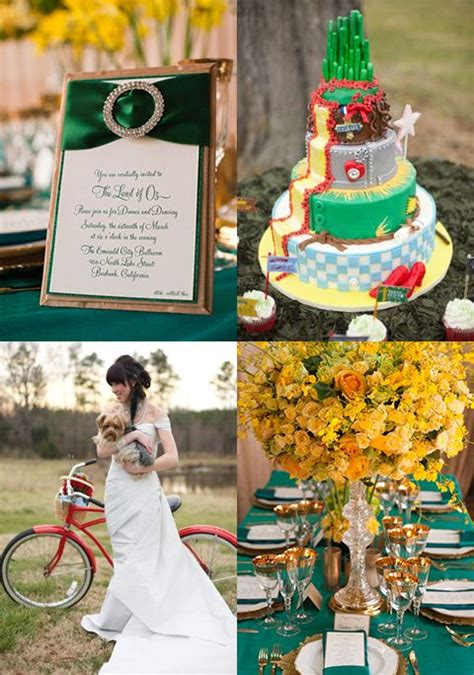 pin by trish of quot get dramatic quot on wizard of oz theme wedding p