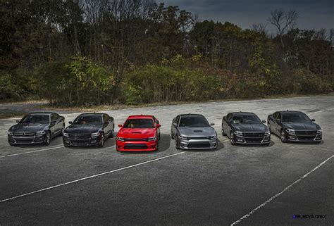 dodge lineup 2016 dodge charger model lineup from left to right 2016