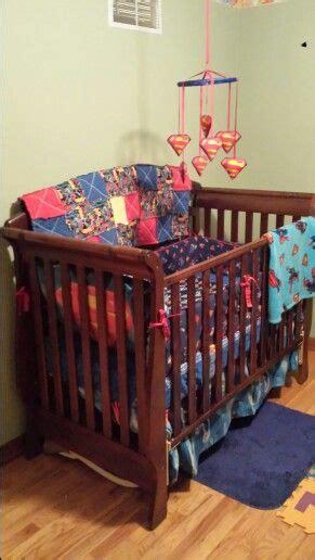 25 Best Ideas About Superman Bed On Pinterest Batman Superman Crib Bedding Set
