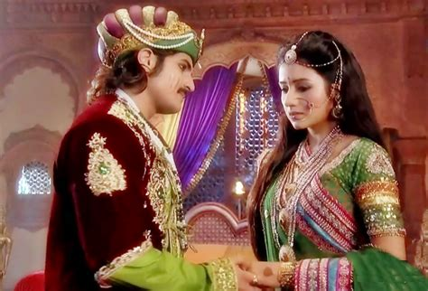 film seri india jodha akbar jodha and akbar in famous indian tv serial hd photo hd