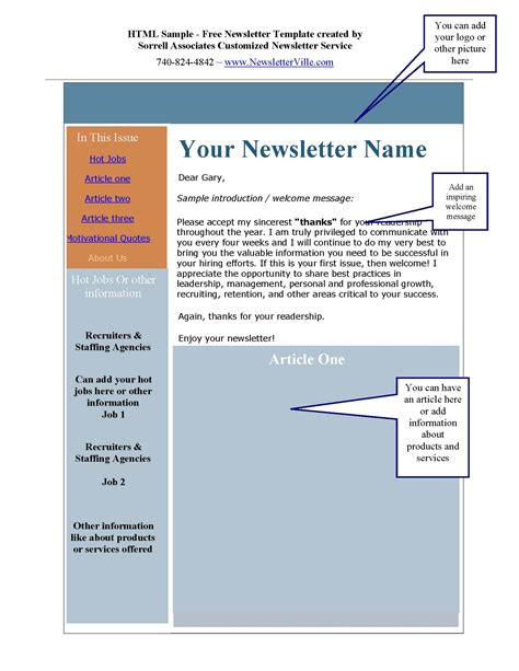 Ms Word Newsletter Templates Portablegasgrillweber Com Microsoft Newsletter Templates Word