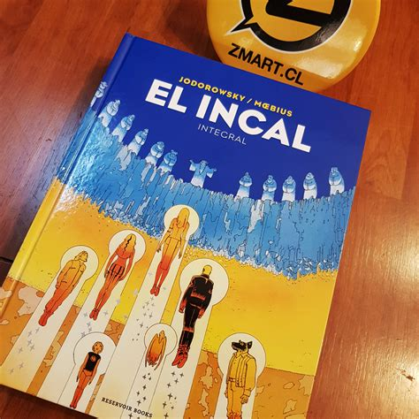 el incal integral el incal integral esphc comic zmart cl