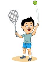 sports clipart free tennis clipart to download