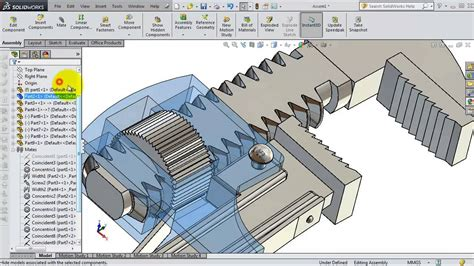 solidworks tutorial assembly mates solidworks assembly tutorial 123 screw mate youtube
