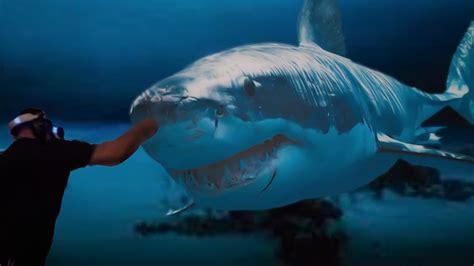 Tlf 45 Shark funniest vr shark attack