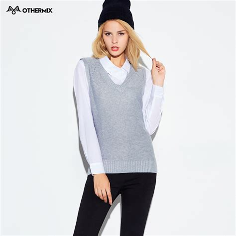 Sweater Rajutan V Neck 33 v neck s sweater sweater vest