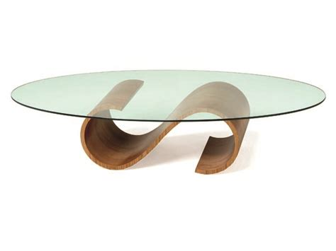 Swirl Coffee Table Swirl Glass Coffee Table