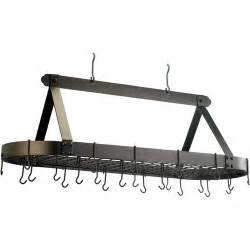 Pot Rack Hanging Pot Rack Large In Hanging Pot Racks