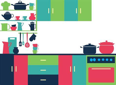 Kitchen Vector Kitchen Logo Vector House Furniture