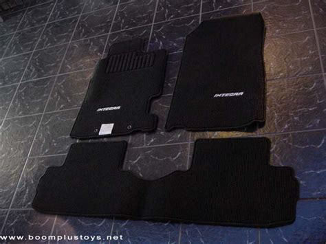 Integra Type R Floor Mats by Acura Integra Floor Mats Floor Matttroy
