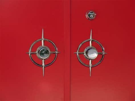 Mid Century Door Knob by Palm Desert Mid Century Remodel Midcentury Los Angeles