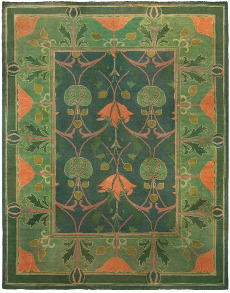 artist rugs nouveau beautiful and flowing lines by doris leslie blau