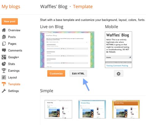 Blogger Help | add disqus to static pages in blogger 183 disqus