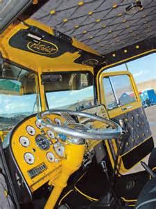 upholstery for peterbilt autos weblog