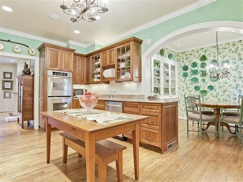 Seafoam Green Kitchen by Seafoam Green Walls Kitchen Green Green