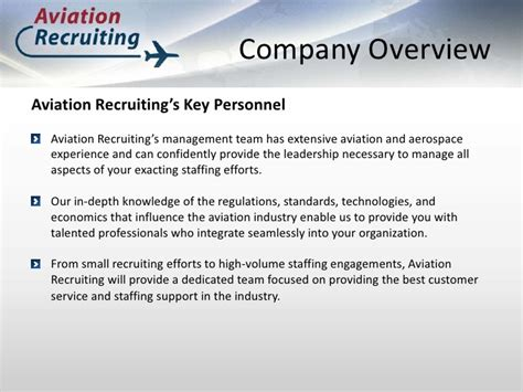 Top Mba Recruiting Companies by Aviation Recruiting