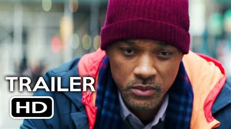 film drama will smith collateral beauty official trailer 2 2016 will smith