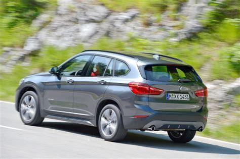 Bmw 3er Vs X1 by Kompakt Suvs Der Neue Bmw X1 Trifft Den Audi Q3 Autobild De