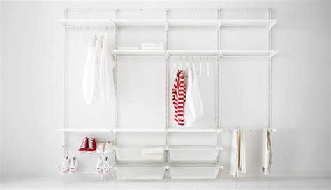 ikea kleiderschrank system algot system wall mounted storage ikea