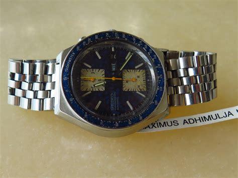 Jam Seiko Kakume Bigblue 6138 0030 maximuswatches jual beli jam tangan second baru original