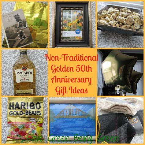 Non Traditional 50th Anniversary Gifts   Lamoureph Blog