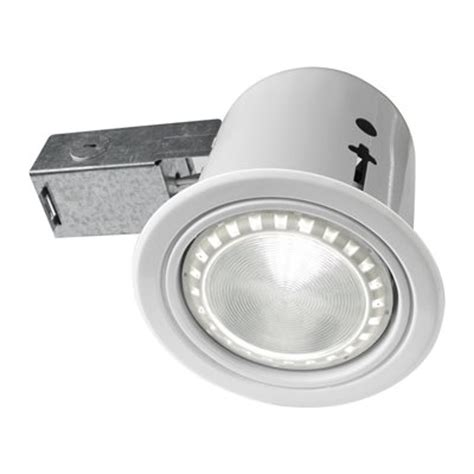 Can Lights Lowes by Bazz Flex Led Recessed Can Light Lowe S Canada