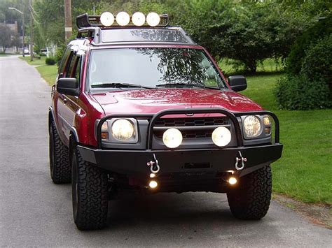 Nissan Xterra Bull Bar by 2000 2004 Nissan Xterra Front Grill View Pictures To Pin