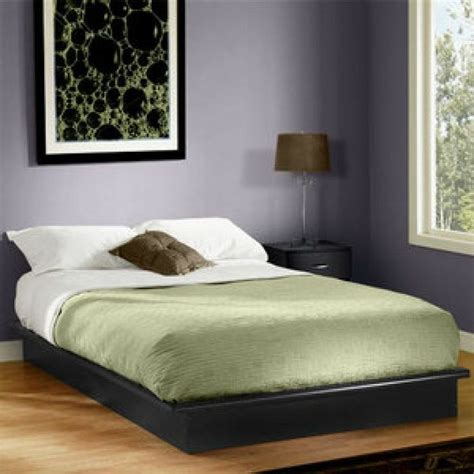 queen bed frame no box spring queen size platform bed frame no box spring needed use w mattress bl