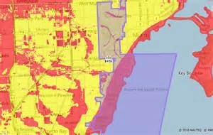 florida flood zone maps miami dade flood zone map pictures to pin on