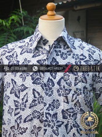 Blouse Batik Hitam Putih kemeja batik tulis motif bantulan hitam putih