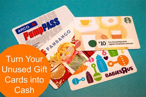 Cash In Your Gift Cards - get cash for your store credit