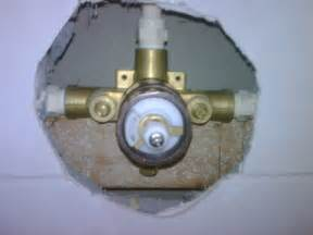 what type of shower valve is this plumbing zone