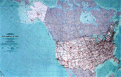 maps   united states  brochure