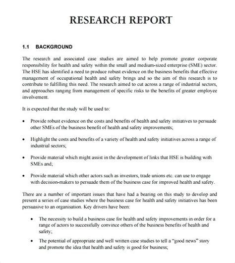Equity Research Report Template Doc