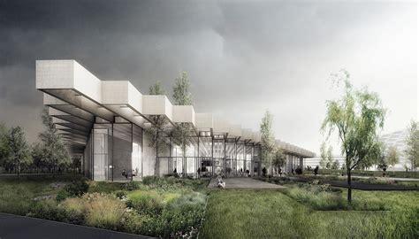 building new home design center forum cobe gewinnt wettbewerb f 252 r adidas in herzogenaurach