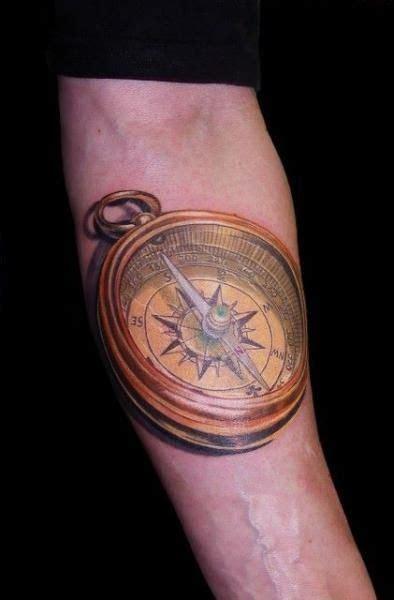 compass tattoo ellenbogen 29 best 3d compass tattoo images on pinterest tattoo