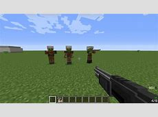 Techguns - Guns, Worldgen, NPCs, Machines and more ... Mods For Minecraft