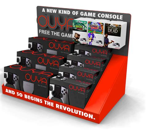 Ouya Gift Card - ouya readies for the holiday season by retailing in target stores across the u s
